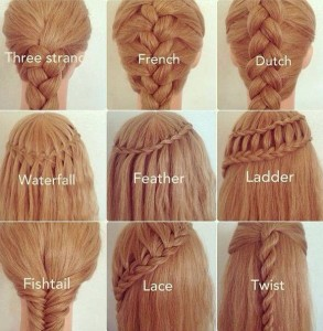 hair styles name