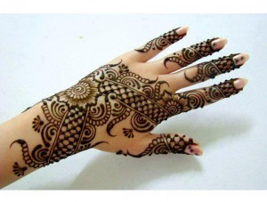 today mehndi design