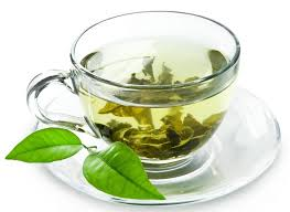 5 good food for brain 1 green tea