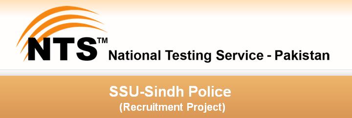SSU-Sindh-Police - PakSkills