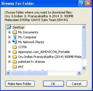 enter file name