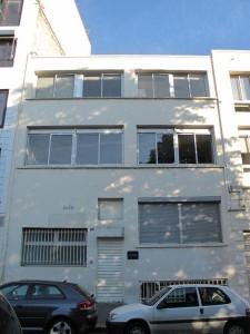 former head office