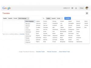 google-translater