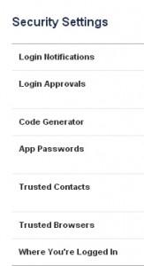facebook login approval