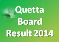 Quetta Board 9th 10th Result Online