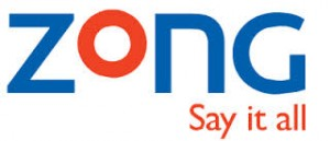 zong 3G and 4G services