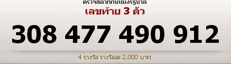 Thai Lottery 1st-09-2014 Tips