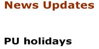 Punjab Holidays Notification Moharram ul Haram