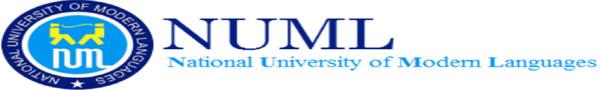 National University of Modern Language NUML