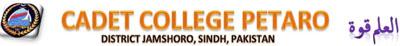 Latest Jobs in Cadet College Petaro District Jamshoro Sindh