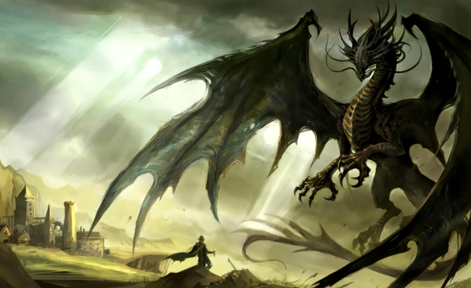 Attack Of The Dragons Latest HD Wallpaper Download